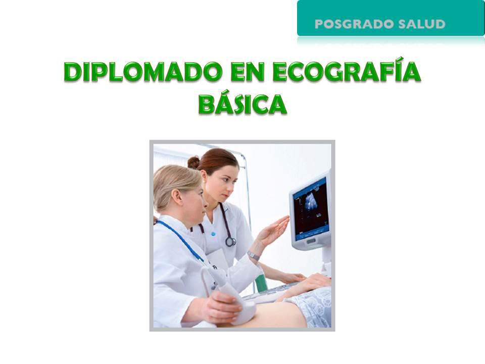 Diplomado en Ecografía Básica
